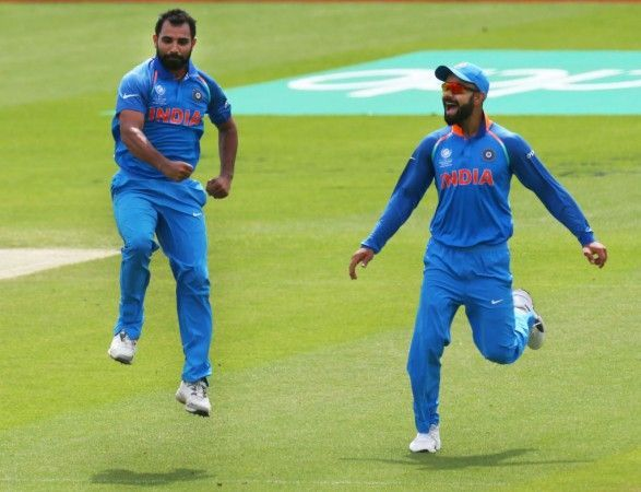 Mohd Shami might get a look-in against Pakistan