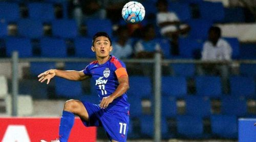 Bengaluru FC and ATK have the most representation in the national team