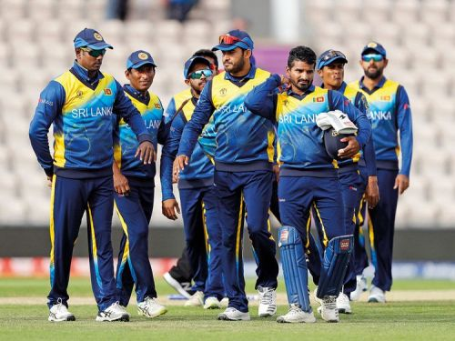 Sri Lanka register their first win of ICC World Cup 2019