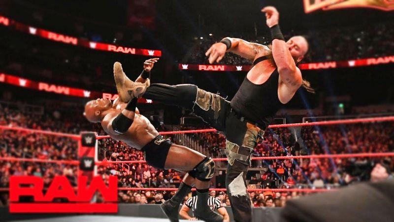 बॉबी लैश्ले और ब्रॉन स्ट्रोमैन के बीच मैच का एलान हुआ