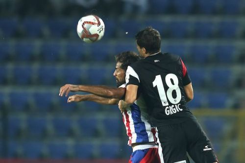 After having a successful season with Northeast United, Mato Grgic will play for Mumbai City FC in the upcoming ISL season