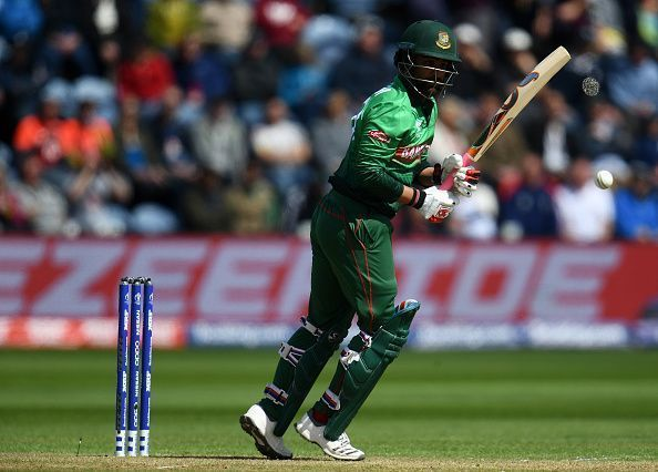 Iqbal could not prevent his team from falling to defeat in that game but he will be up for the contest against Afghanistan