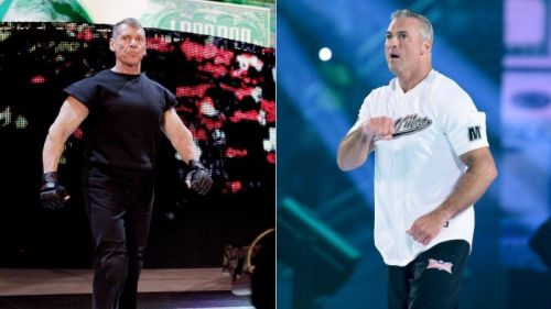 Vince McMahon has not competed in a match since 2012