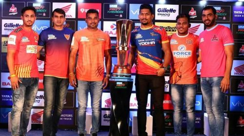 The seventh edition of Pro Kabaddi will witness home legs commencing from Saturdays and matches will start from 7:30 PM IST.
