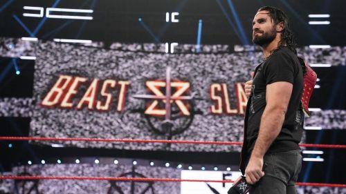 WWE यूनिवर्सल चैंपियन सैथ रॉलिंस