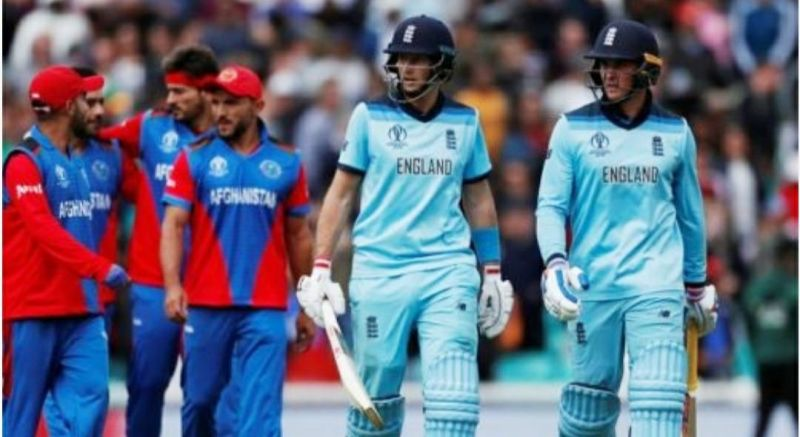 ICC Cricket World Cup 2019 - Match 24, Manchester , England vs Afghanistan