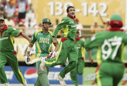 ICC Cricket World Cup - Bangladesh v South Africa