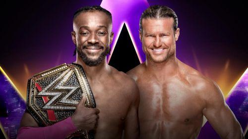 Kofi Kingston gets a chance at revenge on Dolph Ziggler at Super Showdown.