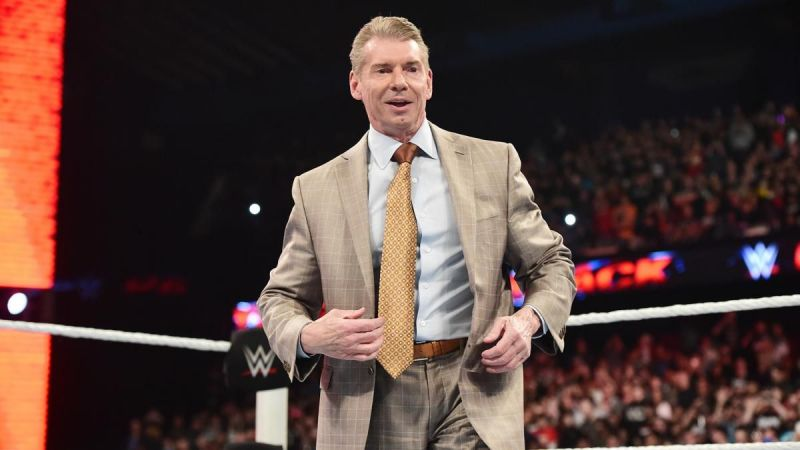 Vince McMahon must be a happy man!