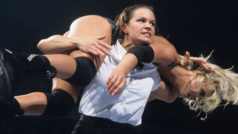Ivory's wrestling ability and work in the RTC made her a fantastic heel.