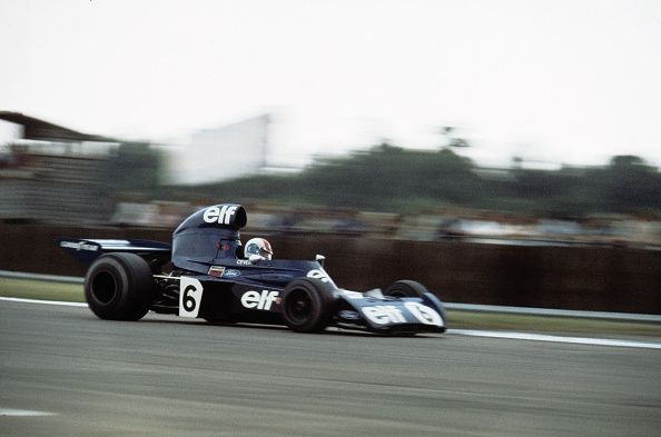 Francois Cevert drove for Tyrrell during his entire F1 career.