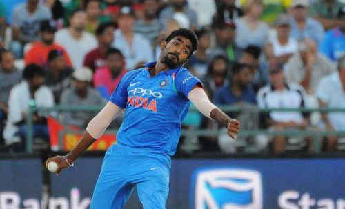 Jasprit Bumrah has been Virat Kohli's go-to bowler in tough conditions.