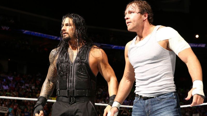 Jon Moxley was uncomfortable mentioning Roman Reigns