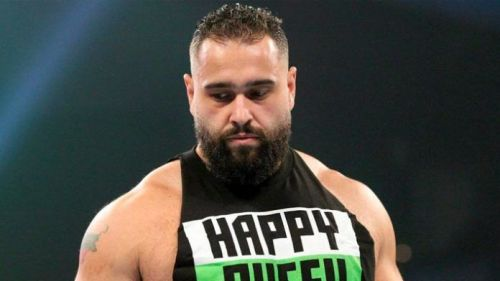 Rusev has been visibly unhappy at WWE