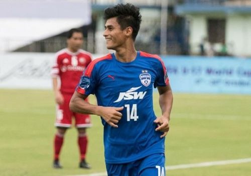 Eugeneson Lyngdoh played for the Indian national team on 24 occasions