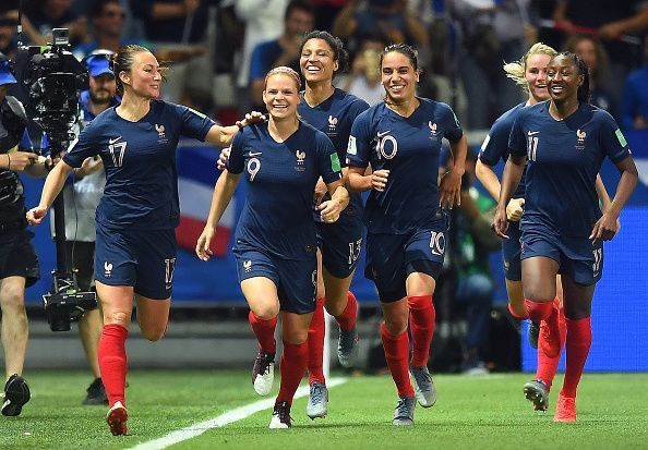 France v Norway: Group A - 2019 FIFA Women