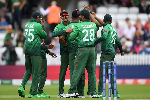 Bangladesh Cricket Team