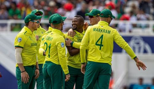 Can South Africa rediscover their winning algorithm?