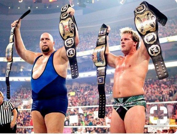 WWE Tag Team two Championship Big Show & Chris Jericho