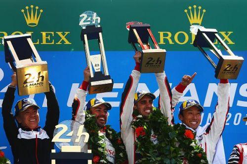 Le Mans 24 Hours 2018 Winners