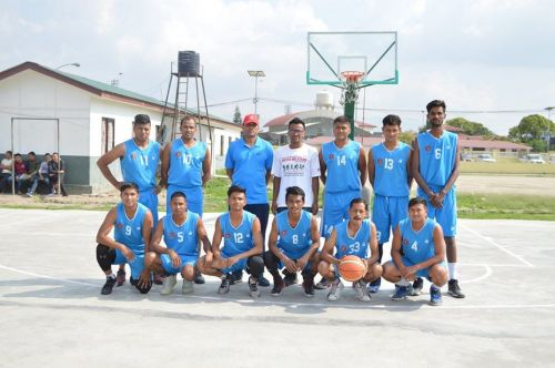 Nepal Army Club hold the top position in Nepal Basketball League 2019 points t
