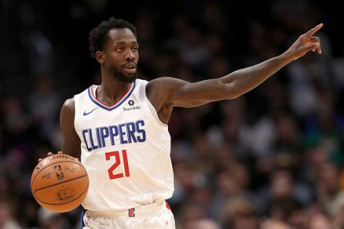 Patrick Beverley is being linked with an exit from the Los Angeles Clippers