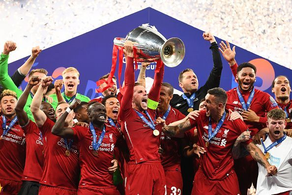 Tottenham Hotspur vs Liverpool - The Reds win the Champions League on the second try
