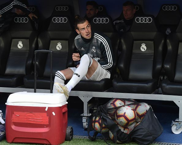 Gareth Bale failed to convince Real Madrid supporters by his qualities