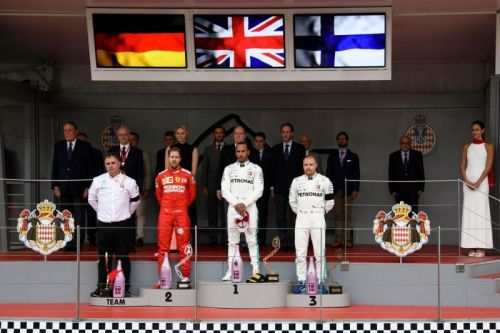 The best result that Ferrari have salvaged all season is the 2nd position at Monaco