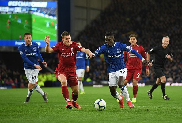 Gueye is one of the leading holding midfielders in the Premier League