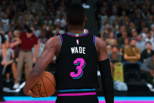 Dwyane Wade is expected to feature on the cover of NBA 2K20
