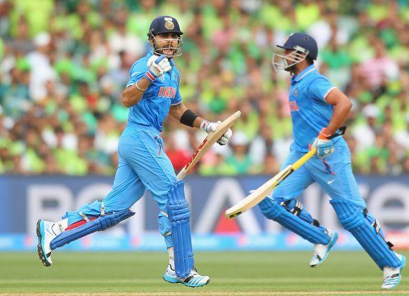 भारत बनाम पाकिस्तान: आईसीसी वर्ल्ड कप 2015