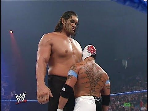 the great khali height