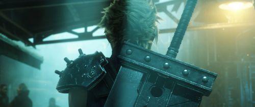Final Fantasy VII remake... BAY-BEE!