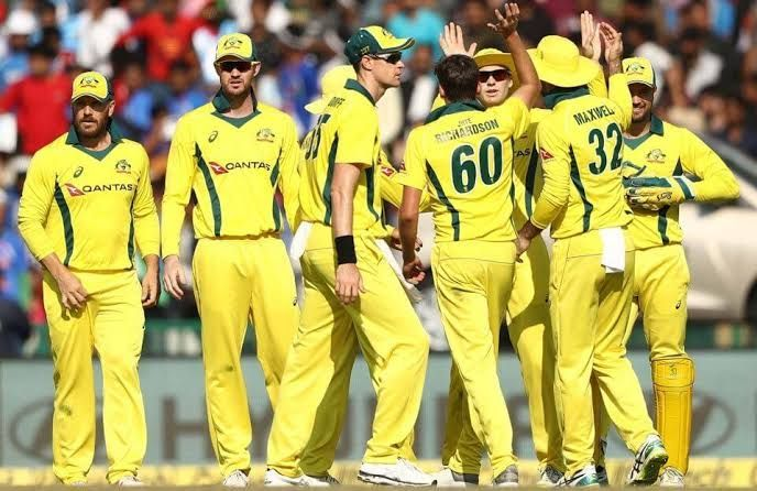 Australia have won the ODI World Cup five times