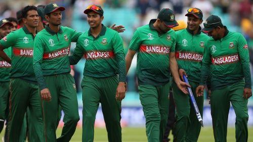 Bangladesh beat South Africa by 21 runs