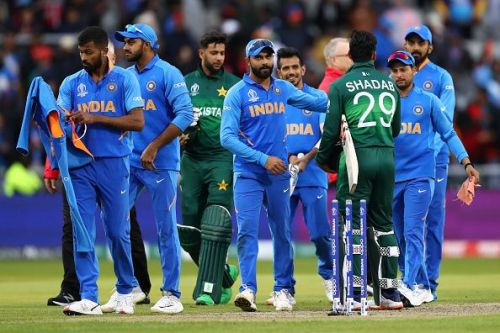 Indian players are a content lot after recording a facile victory over their arch rivals on Sunday.