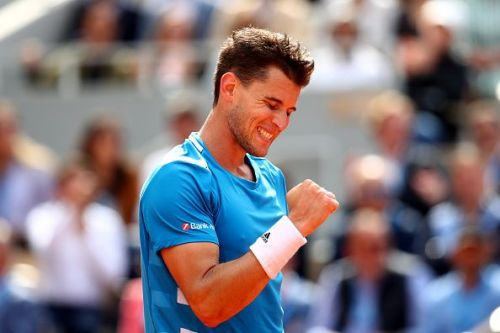 2019 French Open - Dominic Thiem