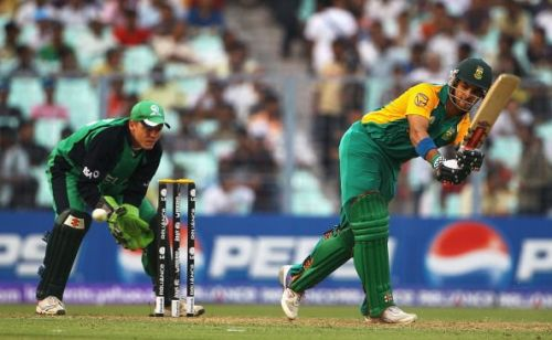 Ireland v South Africa: Group B - 2011 ICC World Cup