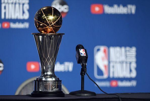 The Bill Russell NBA Finals MVP Award