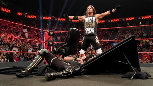 Will Styles replace Baron Corbin and face Seth Rollins?