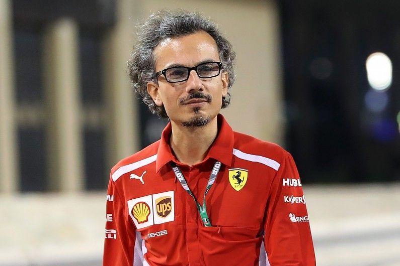 Mekies admits that Ferrari is behind in every department