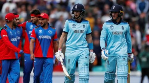 Joe Root & Jason Roy have been the leading run-getter for the hosts