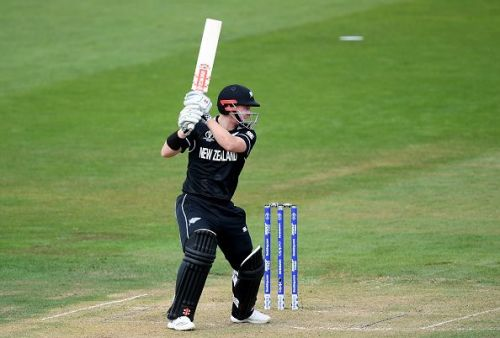 Henry Nicholls can provide solidity to New Zealand at top of the order