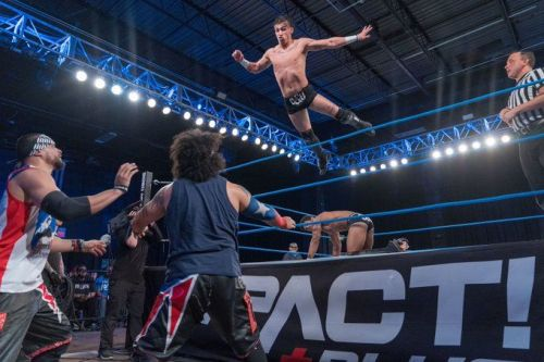 Impact continues to soar with great action from its top tag teams