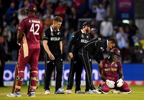 A disappointing end to the Brathwaite fairy tale, who played the innings of his life