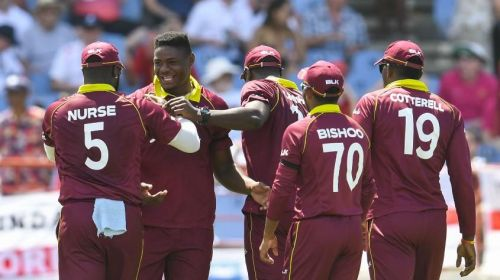 West Indies have shown a lot of grit and determination at the 2019 ICC World Cup.