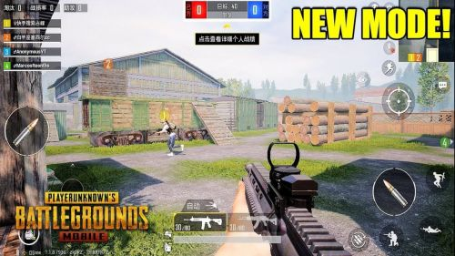 Pubg Mobile Best Gun And Scope Combination For Team Death Match