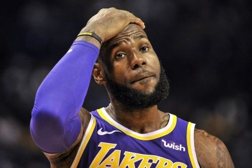 LeBron's legacy is finding no refuge in the chaotic LA franchise.