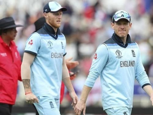 Skipper Morgan will be worried man with stokes